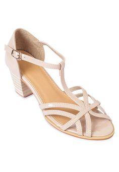 8c0553be8ace0 ZALORA Spring Fling Strappy Chunky Heel Sandals www.zalora.com.ph