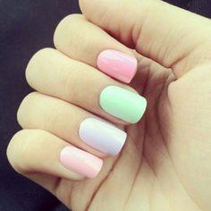 Les Ongles Pastel