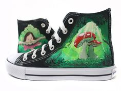 Art in Shoes by www.pimpamcreations.com