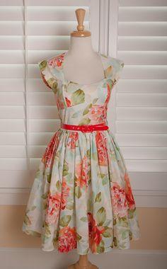 Bernie Dexter - Rose Dress