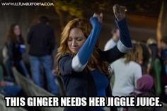 Pitch Perfect Photo: Pitch Perfect Stills and Gifs Pitch Perfect 2, Pitch Perfect Quotes, Perfect 10, The Hit Girls, Haha, Brittany Snow, 2 Movie, Perfect Photo, Great Movies