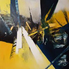 THE ARTIST IS ALWAYS ALONE, Acrylfarbe und Kohlestift auf Leinwand, Oktober 2017 Abstract, Artwork, Painting, October, Canvas, Colors, Creative, Summary, Work Of Art