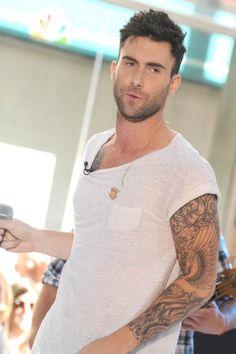 Adam Levine Tattoos | adam-levine-tattoo-3