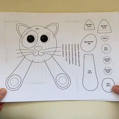 Quiet Book Templates, Quiet Book Patterns, Sewing Tutorials, Sewing Projects, Alphabet Letter Templates, Silent Book, Cat Template, Funny Sheep, Felt Quiet Books