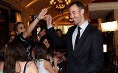 6/24/14 Zedeno Chara at the NHL awards in Las Vegas. Nhl Awards, Boston Bruins, Chara, Las Vegas, Last Vegas