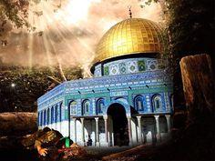 . City Of God, Dome Of The Rock, Islamic Architecture, Holy Land, Next At Home, Palestine, Jerusalem, Taj Mahal, Temple