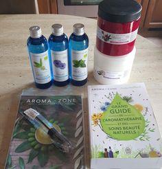 Le grand guide de l'aromatherapie et les soins beauté naturels
