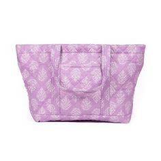 Blissful Collection: Large Tote – Quilted Koala