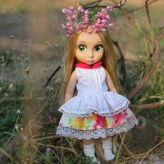 Doll clothes for Disney Animator dolls. by RabbitinthemoonThai