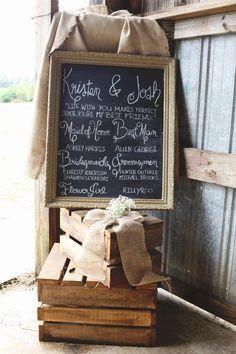 Wedding Reception Decor | www.shellysmithphotography.net