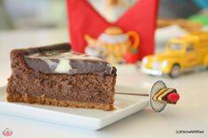 Çok Çikolatalı Cheesecake