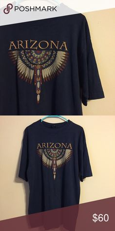 LAST CHANCE Arizona Tribal t shirt dress So cute! Would look perfect with booties and a flannel! I could always distress it as well! LF Dresses Mini