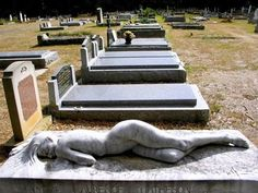 Taphophilia (from Wiki) is a passion for and enjoyment of cemeteries.