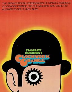 A Clockwork Orange  (Stanley Kubrick; 1971)