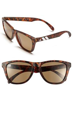 Men's Blenders Eyewear 'Beachcat M Class' Polarized 69mm Sunglasses - Tortoise/ Black