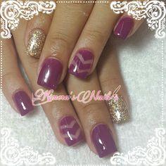 #Nails #uñas #nailspretty #nailsdesign #acrílico #acrylicnails #uñasbellas #uñashermosas #uñasguapas #guapuras #diseño #kimerasnails #glitter #acrilicodecolor #nude #sencillas #elegantes