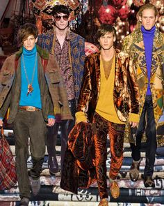 Mens fashion trend forecast: Fall-Winter 2014/2015 themes from TREND COUNCIL spice market