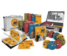 The Man from U.N.C.L.E Complete Series Briefcase Collection (DVD)