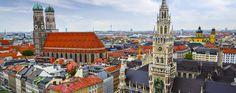 Munique, Alemanha - Shutterstock