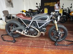 Check out these fantastic Ducati Scramblers! | Ducati Scrambler Forum