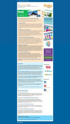 Firsty Group Newsletter Apr 2014