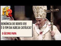 A verdade por trás da renúncia do papa Bento XVI | O ÚLTIMO PAPA | HISTORY - YouTube History Channel, Papa Francisco, Maria Sharapova, Bento, 180, Youtube, Baseball Cards, Truths, Youth