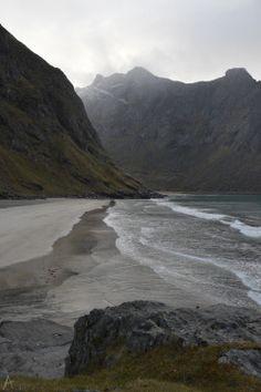 beterdanbrood: Nordvika beach, the Lofoten Islands