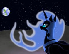 Nightmare Moon, Some Image, Artist Names, Pony, It Cast, Earth, Female, Stars, Fictional Characters