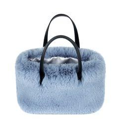 8ea54e3df02 Rainbow Pride Faux Fur Honeypot Bag   Helen Moore   Bags   Clutches    Pinterest   Honeypot, Rainbow pride and Pride