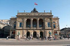 Royal Danish Theatre today