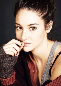 Shailine woodley is possibly the definition of perfection