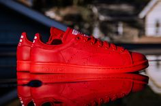 Pharrell Williams x adidas Consortium Stan Smith (Solid Pack)