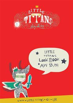 Little Titans - Lookbook