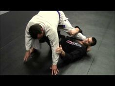 3 X-Guard sweeps combo - BJJ open guard - YouTube