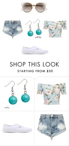 """""""My Park Lane Style"""" by parklanejewelry on Polyvore featuring Miss Selfridge, Vans, One Teaspoon and Christian Dior"""