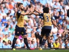 "Arsene Wenger praises ""sharp"" display from Olivier Giroud"