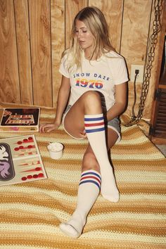 Camp Collection Spring / Summer 2015 LookBook - That crisp 70's aesthetic. Often imitated, never unwelcome. -TC- http://www.thecoolhour.com/2015/02/camp-collection-ss15-lookbook/