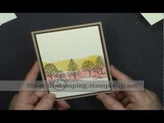 Easy Painters Tape Stamping with Dawn O