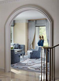 geoffrey bradfield luxury interior design a bexley estate