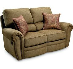 Lane Rockford Reclining Love Seat