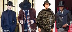 Men s hats and scarves Trends Autumn Winter 2015-2016-3 cb0075c9cdf