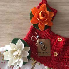 Örgü bebek elbiselerinde güzel modeller – 10marifet.org