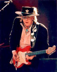 Texas bluesman SRV