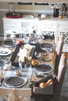 Here are 30 inspiring Friendsgiving tablescapes that look way, way, way better than good.