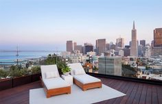 Imagine the possibilities of this oceanfront abode, offering views and space seldom found in San Francisco.