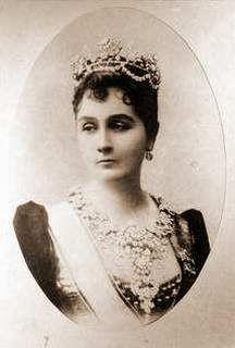 Amina, wife of Tewfik