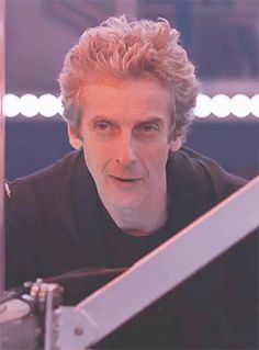 """""""One of the joys of writing for the Doctors I've written for, is that these are invariably the best actors of their generation. So they can pitch a line just right. You can throw anything at them and they know what to do with it, and that's certainly the case with Peter."""" Toby Whithouse on writing for the Doctor (Doctor Who Magazine)"""