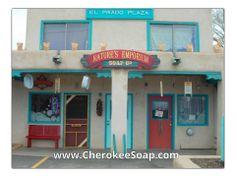 Nature's Emporium Cherokee Soap Co. World Headquarters ☆the BEST homemade soap☆