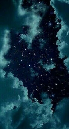Beautiful Cloud Wallpaper for iPhone - Iphone background - Wallpaper Pastel, Night Sky Wallpaper, Cloud Wallpaper, Phone Screen Wallpaper, Iphone Background Wallpaper, Aesthetic Pastel Wallpaper, Dark Wallpaper, Aesthetic Backgrounds, Tumblr Wallpaper