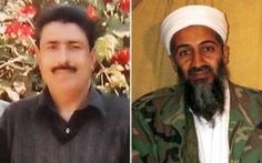 Jailed Pakistani doctor Shakeel Afridi (left) who was recruited by the CIA to help find Osama bin Laden** ok this is just wrong the American government needs to help this guy cmon MAN UP AMERICA!